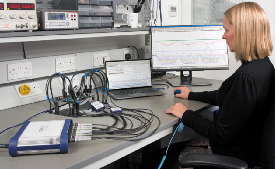 Pico Technology新推PicoScope 6000E 系列:糾錯更快、更加智能的示波器