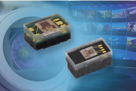 Vishay推出帶有I2C接口新型RGBC-IR傳感器擴充其光電產品組合