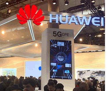 美国正试图说服盟友将华为设备排除在5G网络之外