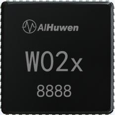 互问W02x芯片是一款高度集成的本地语音系统级芯片(SoC)