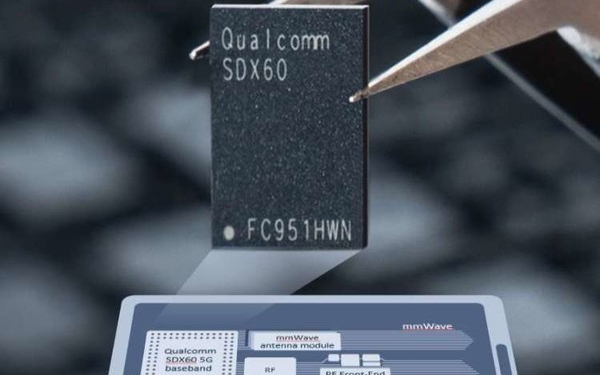 高通推第3代5G数据机射频系统 终端旗舰明年Q1问世
