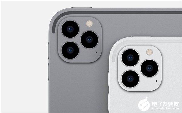 曝苹果最快往年3月份宣布新款iPad Pro 小号屏幕尺寸将从11英寸升级到12英寸