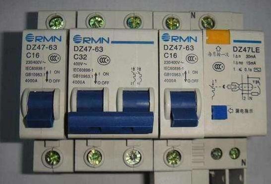 漏电开关不能合闸如何检修