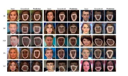 微软Face X-Ray能识别换脸图像