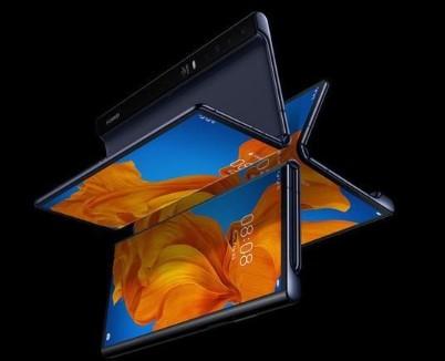 HUAWEI可折叠手机Mate Xs发布,显示屏采用CPI材质