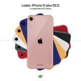 iPhone SE 2最新非官方渲染圖 配色達6種并依舊沿用iPhone 8的設計思路