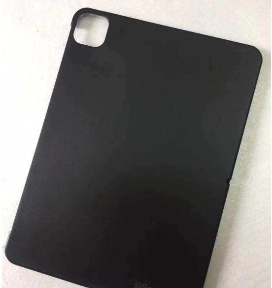 """蘋果新款iPad Pro外殼諜照疑似曝光,后置方形""""浴霸""""后攝模組"""