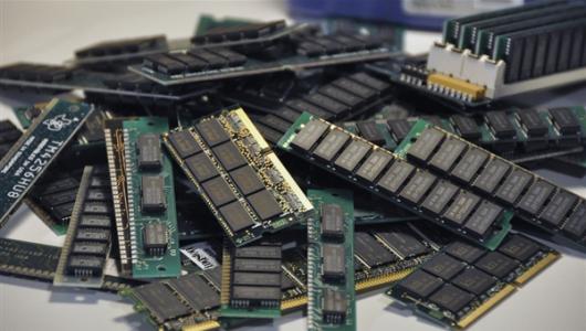 存储芯片生产受疫情影响不大,但,芯片价格狂涨!