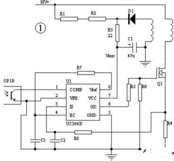 直流220V变成直流5V的两种方法