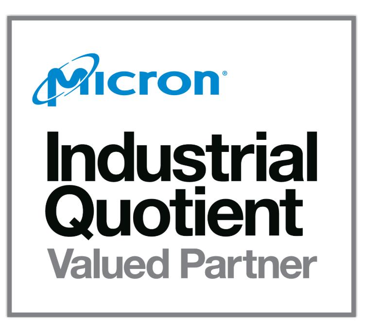 作為美光工業商數(iq)合作伙伴計劃創始成員,綠芯加強了對其工業級客戶的承諾