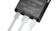 英飞凌650V CoolSiC™ MOSFET系列为更多应用带来最佳可靠性和性能水平