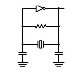 如何檢測無源晶振電路起振