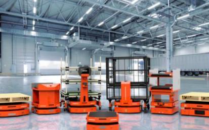 第三代自主移动技术,助力移动机器人的工业场景落地