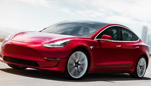 特斯拉去年Model 3交付超过30万辆