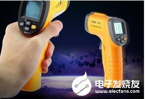 紅外線測溫儀和工業測溫儀的區別