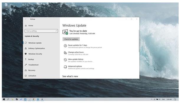 微軟Windows 10修復補丁KB4532693會導致文件丟失