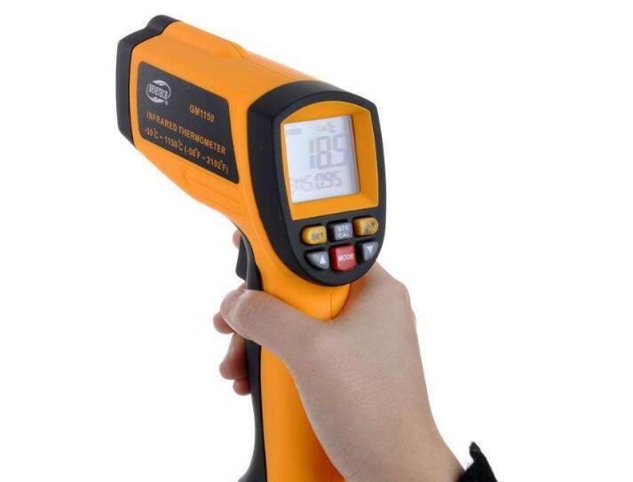 手持式红外测温仪多少度是发烧