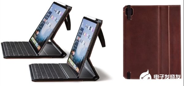 """苹果iPad Pro 2020款智能键盘套公布 后置""""浴霸""""三摄确认"""
