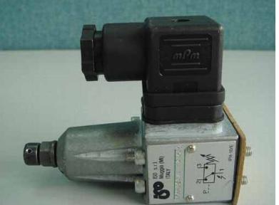 壓力繼電器的原理及符號說明