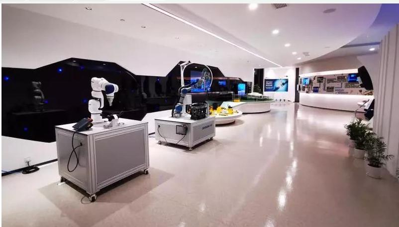 协作机器人生产车间有什么不一样的