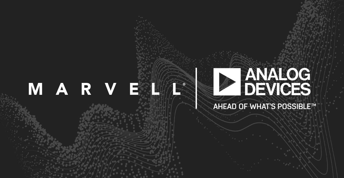 Marvell和(he)ADI公司宣布合(he)作開發(fa)高度(du)集成的...