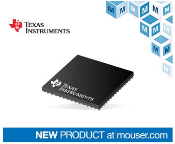 贸泽开售工业用Texas Instruments...