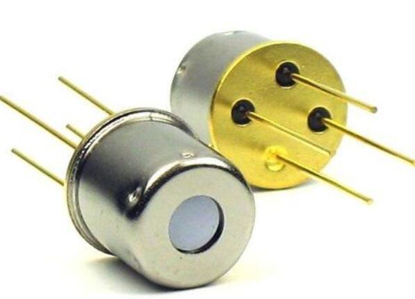 红外温度传感器原理及应用