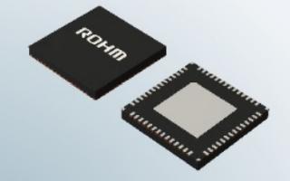 """ROHM適用于恩智浦""""i.MX 8M Nano系列""""處理器的電源管理IC""""BD71850MWV"""""""
