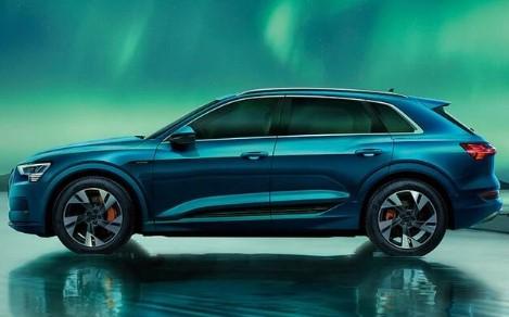 奥迪首款全电动SUV E-Tron停产,为解决电池供应瓶颈的生产问题