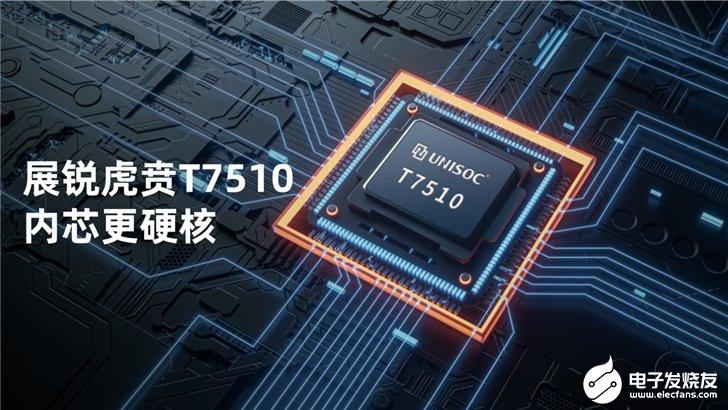 海信首款5G手机F50推出,搭载虎贲T710处理器