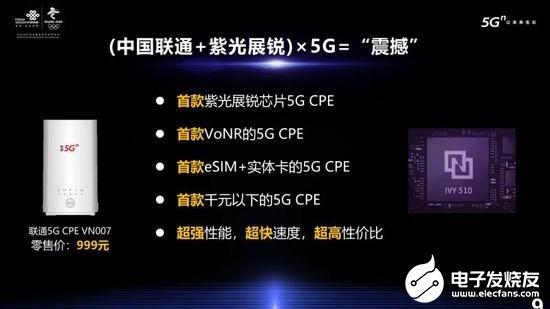 紫光展锐新品发布会:春藤V8910DM全系新品将展示
