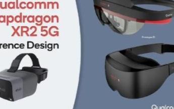 高通首款支持5G的XR参考头戴设备发布,采用骁龙XR2芯片