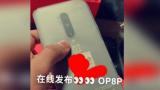 动手照片揭示了OnePlus 8 Pro背面有四...