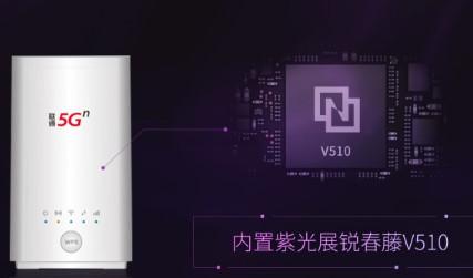 中国联通推出千元以下的5G CPE VN007,同时支持4G /5G无线及有线