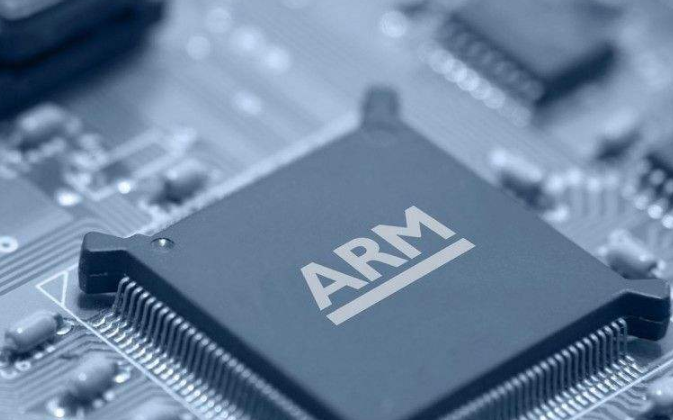 基于Arm技術的芯片上一季度出貨量再創新高