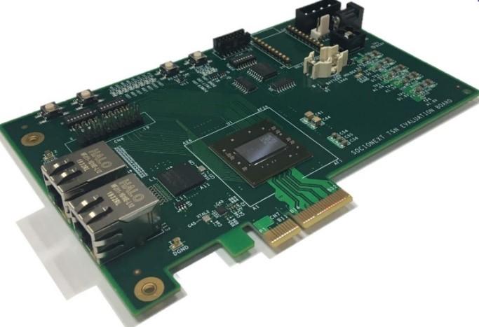 Socionext最新開發時間敏感網絡IP,助力推進智慧工廠