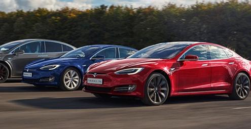 特斯拉正研发超过400英里的电动汽车电池