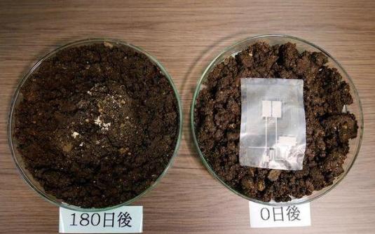 日本科学家发明用纳米纸制成的电子传感器