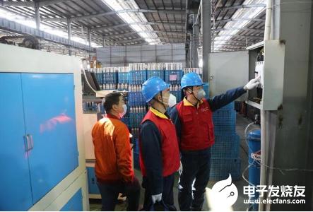 机器人上岗 确保企业安全生产