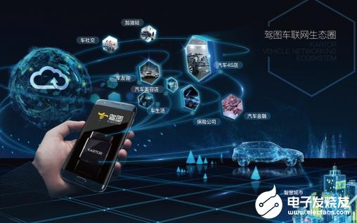 车联网市场发展迅猛 创新融合生态体系逐步形成
