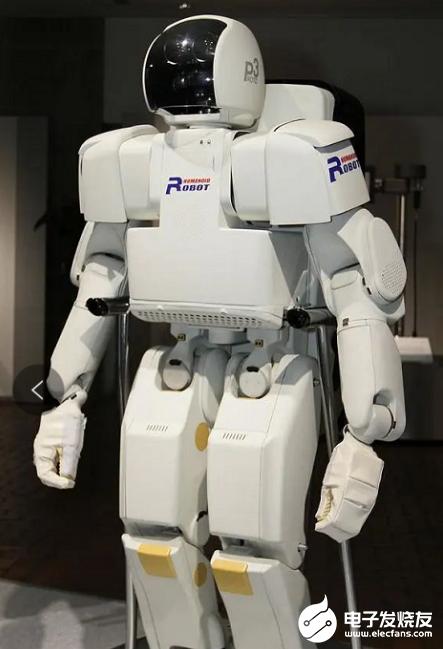 未来机器人不再是冰冷的 而是独立思考的个体