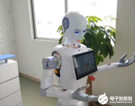 用机器人代替导盲犬工作 未来机器人或将能够为盲人...