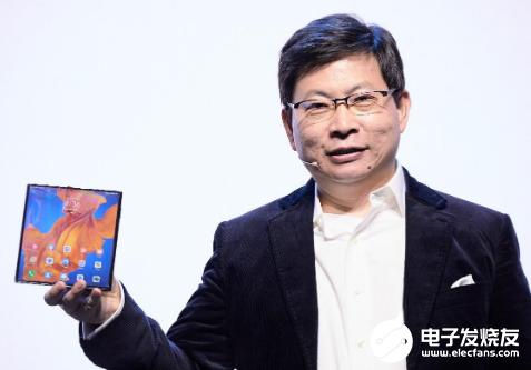 华为5G手机发货量超过1000万台 Mate Xs采用首创的鹰翼折叠设计