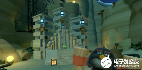 《憤怒的小鳥VR》與SynthesisVR合作 IP進一步擴大了覆蓋范圍