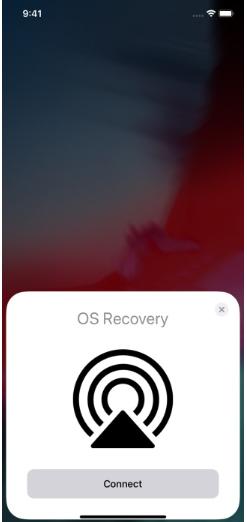 苹果设计无线系统还原功能,消除使用计算机操作iOS设备的需要