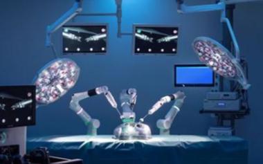 独角兽CMR Surgical,最新研发外科微创手术机器人