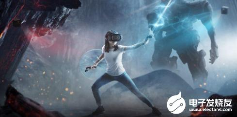 2020年初 超過100款VR游戲的收入超過了100萬美元