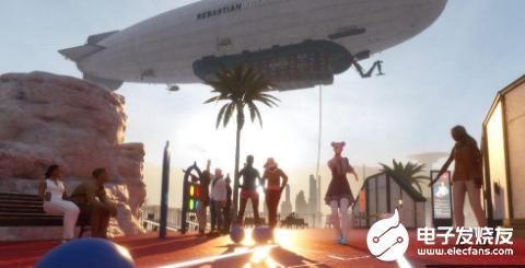 林登實驗室計劃出售其VR社交平臺 將《Sansar》從公司中拆分