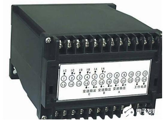 电量变送器的工作原理_电量变送器的优点