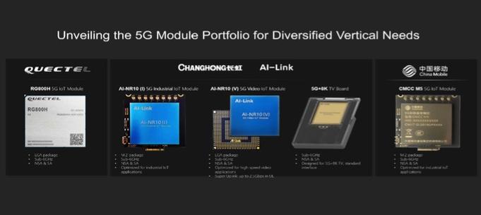 中国移动正式发布了5G模组中间件及解决方案
